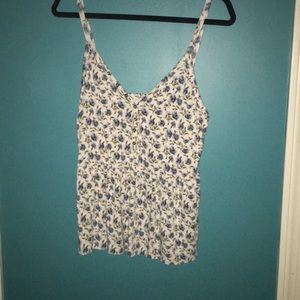 Floral Tank Top AEO